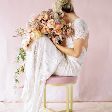 Shades of Blush: Wedding Inspiration at Prospect House